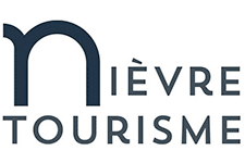 Logo Nièvre Tourisme - Bourgogne